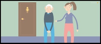 Incontinence in the elderly