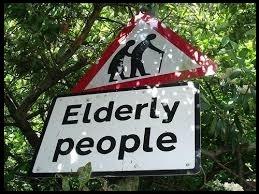 Elderly wandering dementia